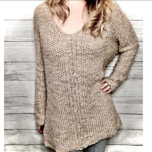 Anthropologie Moth wool sweater -- Size small